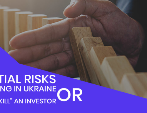 """Potential risks of investing in Ukraine or What can """"kill"""" an investor"""